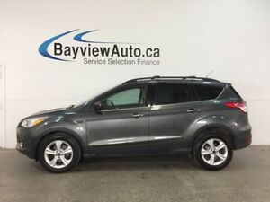 2015 Ford Escape SE - ECOBOOST! SUNROOF! HTD LTHR! DUAL CLIMA...