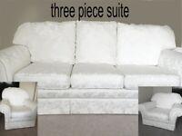 Luxury 3 piece suite