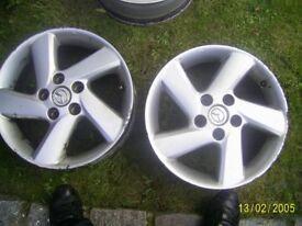 Mazda 16in Alloys