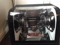 Extreme sound explosion bass system with amp - sub woofer with amp - 2000 watts.