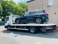 24/7 BREAKDOWN RECOVERY TOWING TRUCK OR JUMP START SERVICE CARS VANS 4X4 UK AND EUROPE.