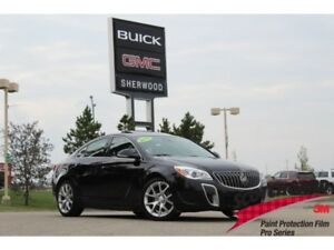 2016 Buick Regal GS AWD| Sun| Nav| Heat Leath| Bose®| Adapt Crui