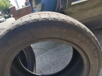 Part worn tyres 215/55 R16