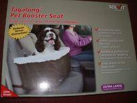 PET ( DOG ) BOOSTER SEAT