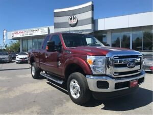 2011 Ford F-350 Diesel Leather Heated Seats Only 89,000KM