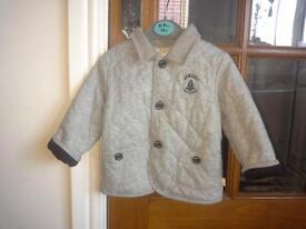 6 to 9 months coat