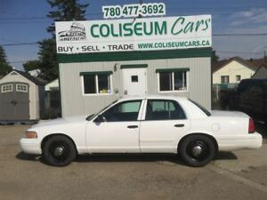 2011 Ford Crown Victoria Police Interceptor, 150KM