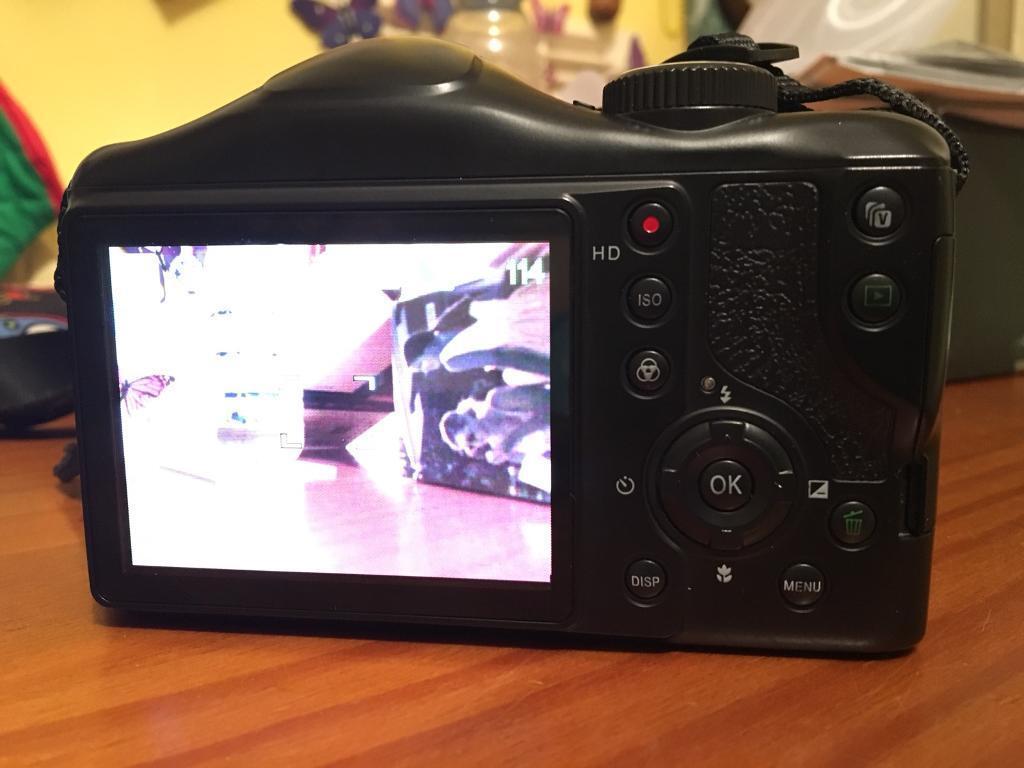 Polaroid ix6038 20.1 mp 60x camera