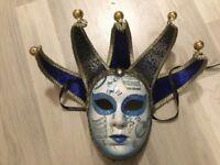 Italian mask ( great for Halloween )