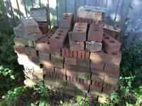 Bricks red about 130