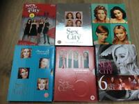 Sex and the city series 1-6 DVDs