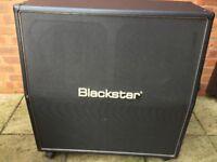 blackstar 4x12 angled guitar speaker