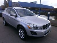 2009 VOLVO XC60 2.4 DIESEL, AUTO, SE LUX, FULL LEATHER INTERIOR, CLEAN CAR, DRIVES NICE. ONE P/OWNER