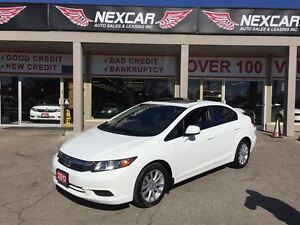 2012 Honda Civic EX 5 SPEED A/C SUNROOF ONLY 121K
