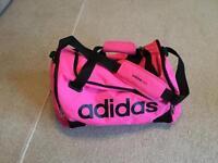 Adidas Neo pink bag