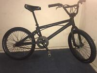 BMX bike with new Kevlar tyres for sale £60 ono