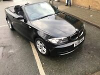 2008(58) BMW 118i CONVERTIBLE **99,000 MILES** *POWERFOLD MIRRORS* **MOT** *DRIVES GREAT*