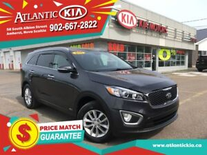 2016 Kia Sorento LX AWD, Low Kms, Bluetooth, Heated Seats $130*
