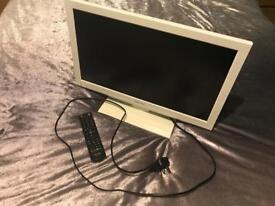 "TOSHIBA LCD TV/DVD COMBI 21"" £60"