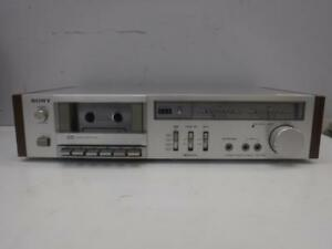 Vintage Sony Analog Cassette Desk - We Buy and Sell Vintage Audio at Cash Pawn - 117318 - NR117405