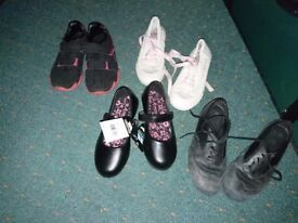 Girls size 13 shoes bundle - one pair with tags