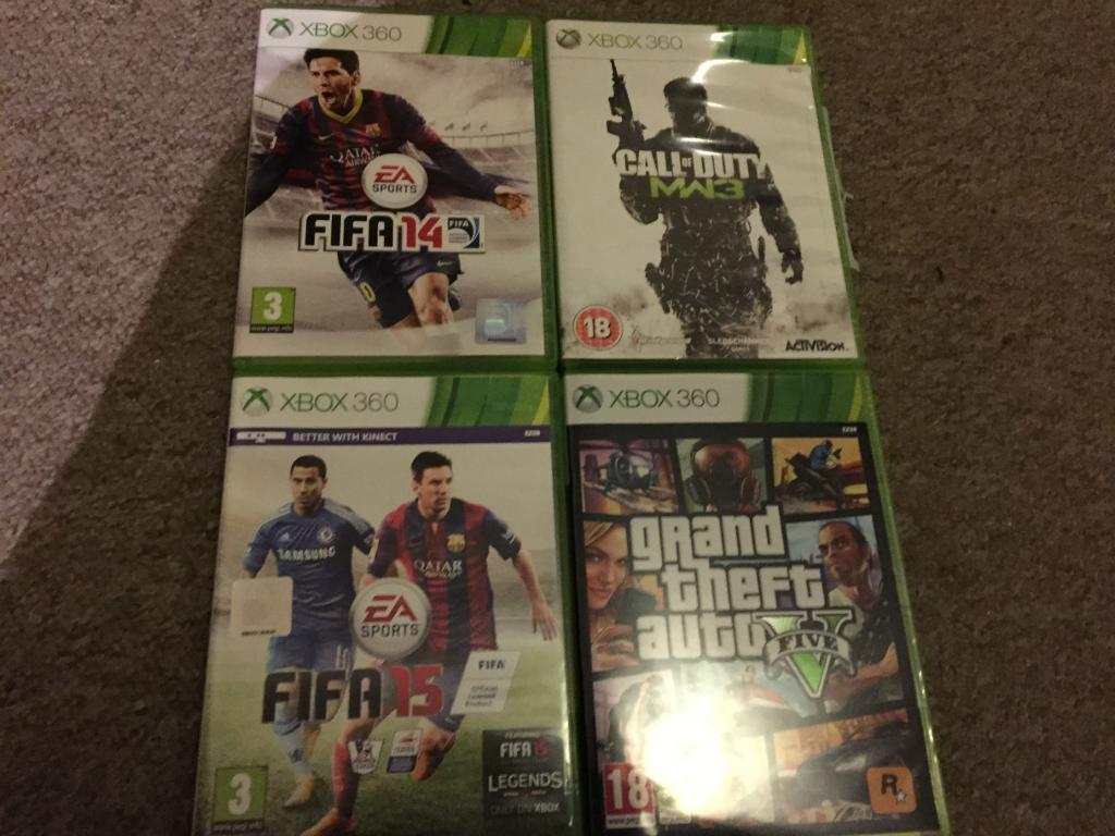 Xbox Slim 4gb Gta 5 Xbox 360 Slim 4gb