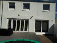 External painting and guttering clearing