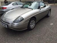 1997 Fiat Barchetta 1.6 16V. 5 SPEED MANUAL. CONV. TRUE CLASSIC AND BECOMING VALUABLE