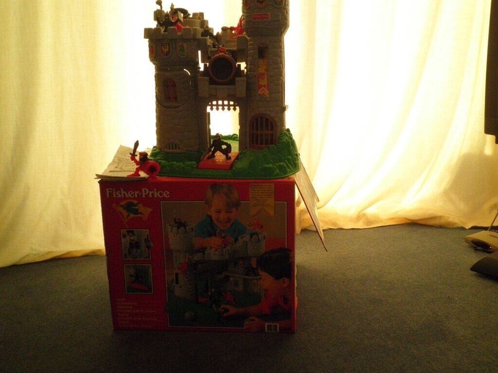 Fisher Price Knights Castle