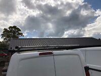Van Guard Roof Rack With Roller