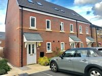 Golborne, Warrington - 3 bed, 3 storey, house on lovely residential development, close to schools