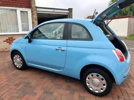 Excellent 2014 Fiat 500 1.2 Pop 3dr with only 23,000 miles