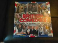 British Comedies DVD Board Game