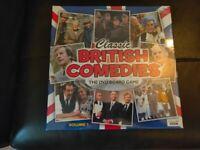 British Comedies DVD Board Game