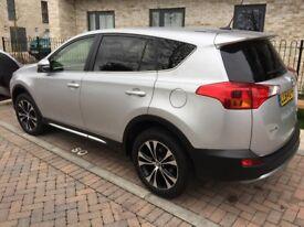 Quick Sale Toyota RaV 4 ver good condition