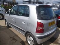 Hyundai AMICA CDX,5 dr hatchback,1 previous owner,runs and drives very nicely,cheap motoring,52,000