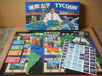 (Tycoon) build an Empire game. Excellent unplayed condition and complete from 1998.