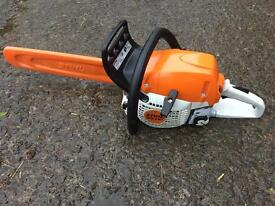 Stihl MS251 Chainsaw Mint Condition