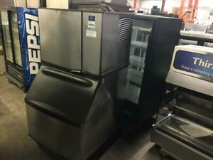 30 inch Manitowoc Double Ice Machine model # SD - 0453W like new only $1650!