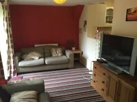 Very large double room for rent in friendly houseshare