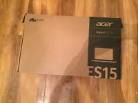 BRAND NEW ACER LAPTOP