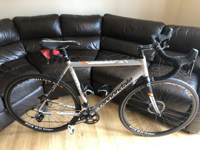 d973ca69733 **PRICE DROP** Cannondale CAAD X SRAM Rival Cyclocross / Road Bike