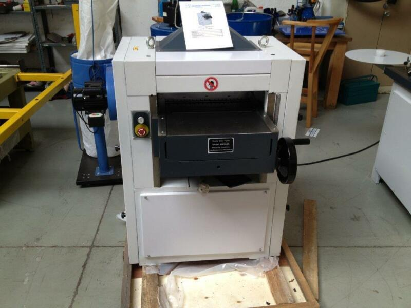 400mm wood working double thicknesser