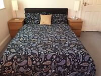 Queen size double bed - Excellent condition, rarely used.