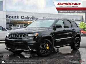2018 Jeep Grand Cherokee Trackhawk | LEASE FROM $1900 A MONTH*