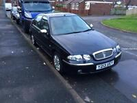 Rover 45 connoisseur 1 owner from new