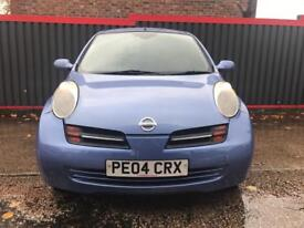 Nissan micra 5door, immaculate inside out,low millage!!