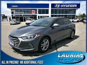 2017 Hyundai Elantra GL Auto - Backup camera / Alloys