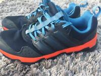 Adidas gsg uk7 barely used trainers hockey astro Trail