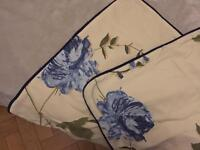 Cushion covers made by an interior designer
